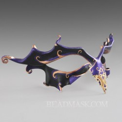Purple Darkling Mask