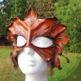 Lady of Autumn Leaves Mask