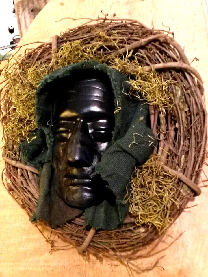 Bog Mummy by Silverman Workshop