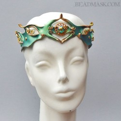 Green Elvish Circlet