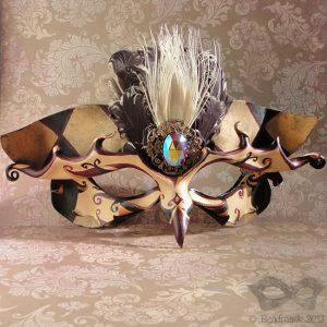 """""""Venetian Bird Mask"""""""