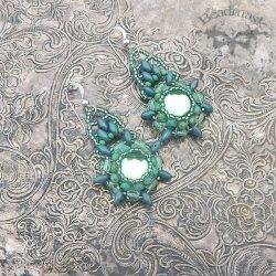 sage-beaded-earrings