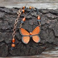 monarch butterfly jewelry